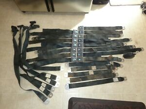 67 68 69 70 71 72 73 Skylark Chevelle Gto Cutlass 442 Gs Deluxe Seat Belts Lot