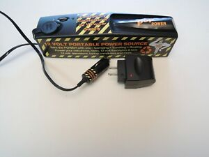 Pop Power Emergency Car Starter 12 V Power Source With Ac Adapter