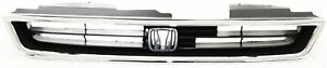 Grille For Accord 96 97 Fits Ho1200136 75101sv4902 1265