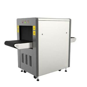 Small Size 50 30cm Dual Energy X Ray Machine X ray Baggage Scanner