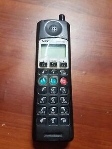 Nec Dterm Psii Digital Cordless Phone Handset Only Lot Of 4