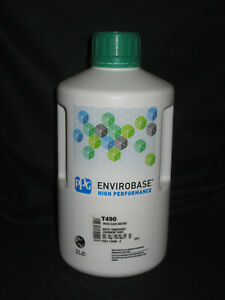 Ppg Envirobase T490 2 Ltr Tinted Clear Additive Factory Packed
