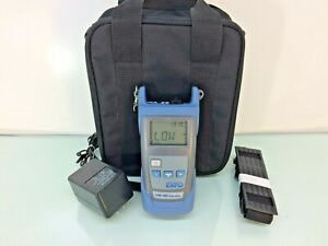 Exfo Fpm 302 Fiber Optic Power Meter Tested