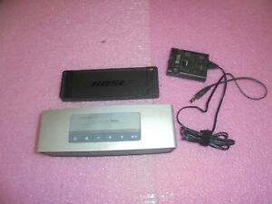 Used Bose SoundLink Mini Bluetooth Speaker- Gray