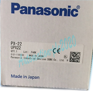 New Panasonic Px 22 Reflective Optical Sensor 118 1 3m 9 8 Npn