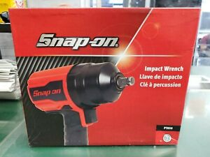 New Snap On Pt850 1 2 Drive Air Impact Wrench W Cover Un Used E10