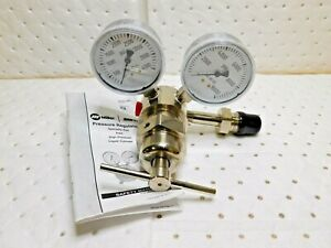 Smith High Pressure Regulator Single Stage 0 To 100 Psi 824 0009