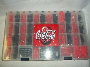 L k Coca cola Menu Board Sign 3 4 Letters numbers Symbols Kit Red Black