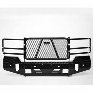 Ranch Hand Fsc16hbl1 Summit Series Front Bumper For 16 18 Chevy Silverado 1500