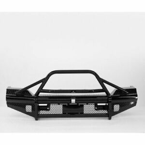 Ranch Hand Btf111blr Legend Series Bullnose Front Bumper For 2011 2016 F250 f350