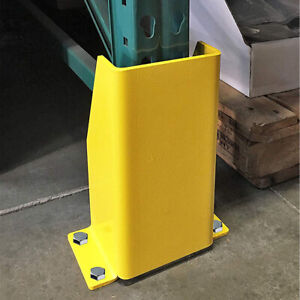 Steel Rack Frame Guard Post Protectors 2 Size Options Electriduct