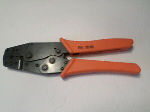Pa1616 Crimper By Paladin made In Sweden Crimper Tool
