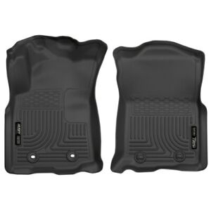 Husky Liner 13951 Weatherbeater Front Floor Liners For Toyota Tacoma