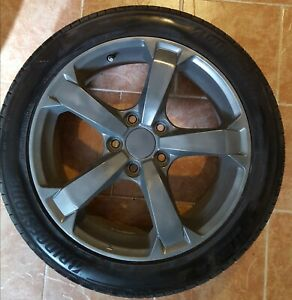 Oem Acura Tl 18 Inch Rim Tpms With Tires 245 45 R18 Wheel Cover