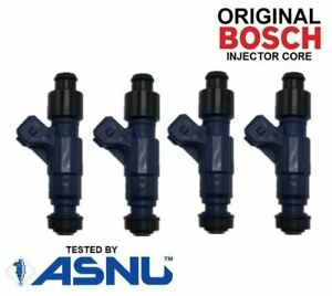 4 X 1000cc Fuel Injectors For Mitsubishi Evo 1 2 3 4 5 6 7 8 9 4g63 Turbo