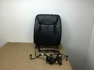 Cadillac Dts Front Right Passenger Upper Seat W Bag 2007 2008 2009 2010 2011 1