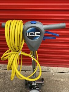 Ice Ip17 17 Floor Machine Burnisher Buffer W Pad Driver Brand New