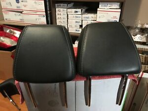 Ford Focus Front Pass Or Driver Head Rest Black Leather Oem 2012 2013 2014