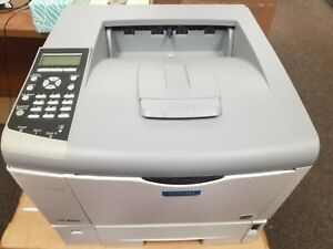 Savin Sp 4310n Black And White Printer 8 1 2 X 11