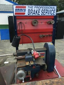 Ammco Brake Drum Lathe