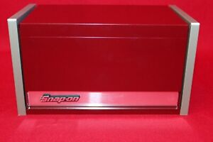 Snap On Cranberry Mini Micro Top Chest Tool Box Brand New