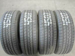 Local Pick Up Only 4 Nitto Crosstek 2 255 70 16 255 70r16 Tires 4507 10 11 32
