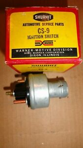 Nors 1958 59 Plymouth Ignition Switch 1838984