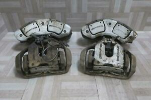 2008 Mercedes Cl63 Amg Brake Caliper Set Front Rear Oem