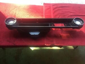 1965 Chevy Impala Super Sport Ss Caprice Oem 5k Redline Tach And Gauge Dash