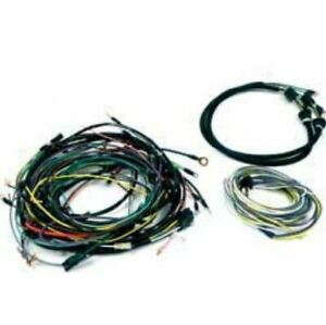Reproduction Original Style Complete 6 Volt Wiring Kit 1950 1953 Chevy gmc Truck