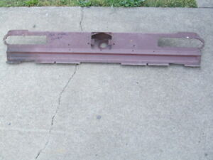 1964 Mercury Comet Cyclone Nos Rear Tail Panel