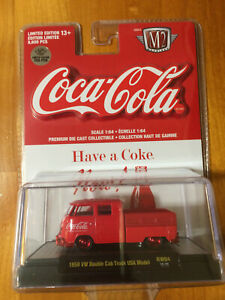 M2 Coca Cola VW Double Cab Truck Chase 1 of 750