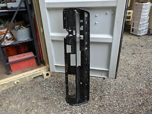 1966 1967 Chevelle Malibu El Camino Metal Dash Panel Housing