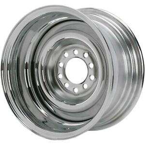 Speedway Smoothie Reverse 14x7 Steel Wheel 5on4 5 4 75 2 5 Bs