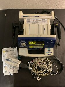 Philips Heartstart Xl M4735a With Accessories Many Options And Test Load