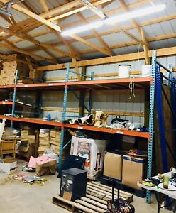 Industrial Commercial Warehouse Shelving Pallet Racks Used pick Up Only Racking