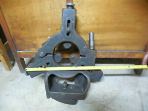 Lathe Steady Rest Cnc Machine Tooling For Monarch Lathes 8 5 8 1 2 23106 0