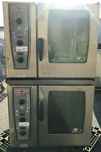 Rational Cmp 61 Double Stacked Oven