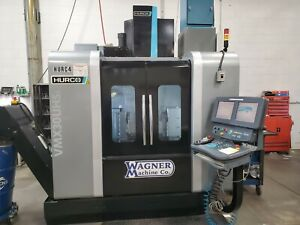2013 Hurco Vmx30uhsi 5 axis Vertical Machining Center 5 Axis Cnc Mill