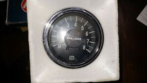New Vintage Stewart Warner 997 R Electric Tachometer