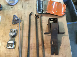 1955 1956 1957 1958 1959 Chevrolet Gmc Truck Misc Lot Of Parts