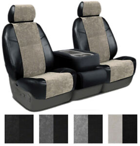 Coverking Alcantara Custom Seat Covers For Buick Roadmaster