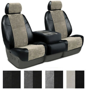 Coverking Alcantara Custom Seat Covers For Chevrolet Traverse