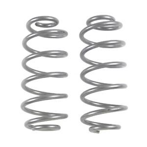Rubicon Re1353 Rear Coil Springs For 97 06 Jeep Wrangler Tj Unlimited