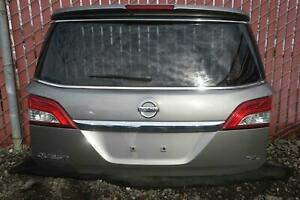 2011 Nissan Quest Liftgate Power Lift Oem