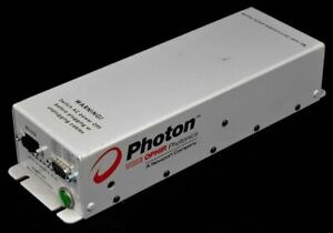 Newport ophir Photonics Photon Goniometric Radiometer Measure Power Supply