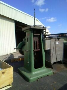 Automatic Keyseater Chattanooga Machinery No 1 Plenty Of Tooling