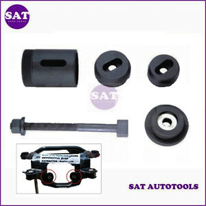 Bmw E46 Rear Subframe Differential Bushing Extractor Installer Kit