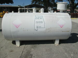 535 Gallon Fireguard Fuel Tank