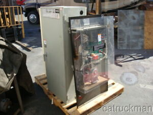 3 1 2 Genset Transfer Switches From Kohler Asco All In Good Condition